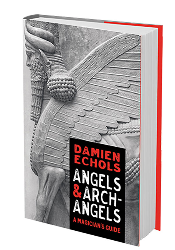Angels and Archangels book by Damien Echols